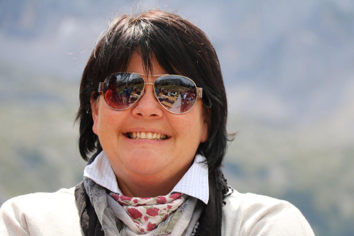 Ortsbäuerin Barbara Spielmann. (Foto: Knut Kuckel)
