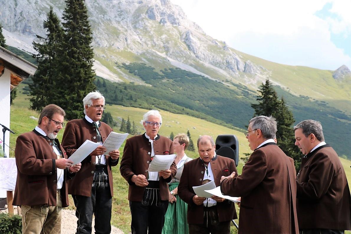 Mieminger Sänger (Foto: Knut Kuckel)