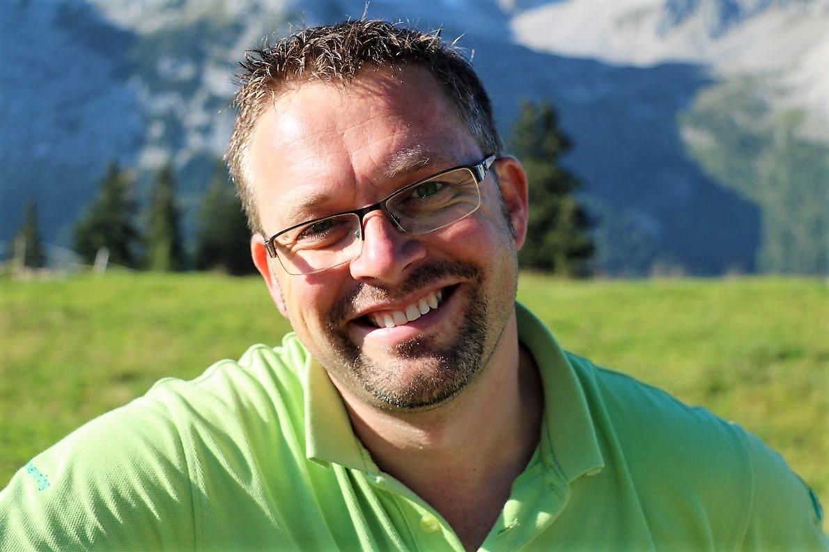 Martin Kapeller, Vizebürgermeister und Almbeauftragter der Gemeinde Mieming. (Foto: Knut Kuckel)