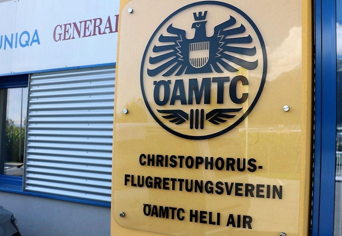 Christophorus Flugrettungsverein (CFV). (Foto: Knut Kuckel)